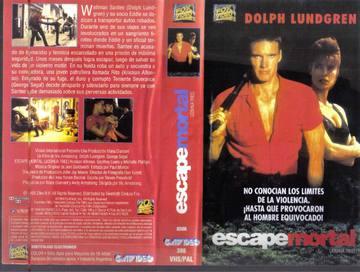 Películas de Dolph Lundgren en Latino Escape_mortal_dolph_lundgren_vhs_4084_MLA1160191