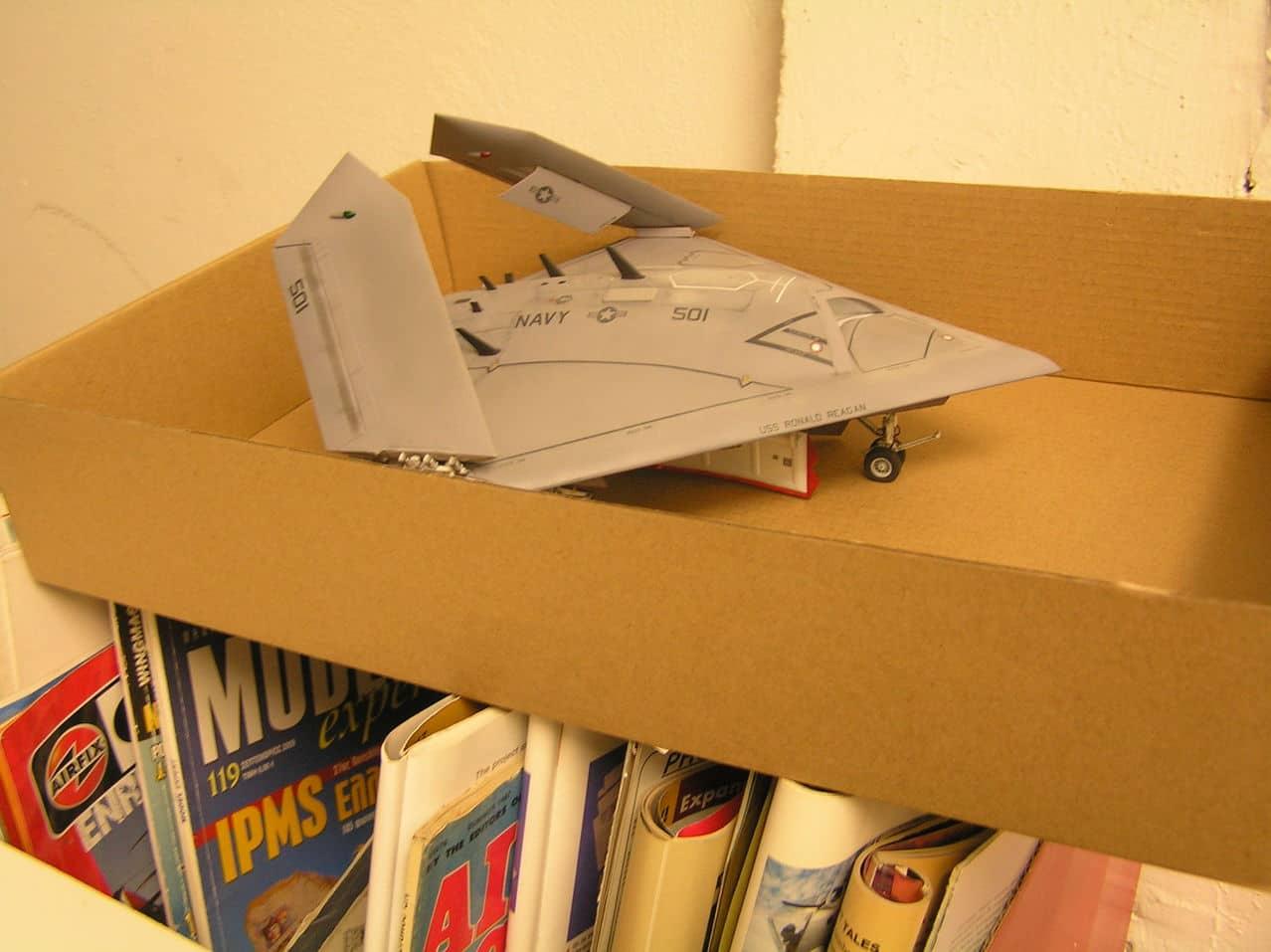 Χ-47Β  1/48...και τα μυαλα στα καγκελα!!! - Σελίδα 2 P1010006