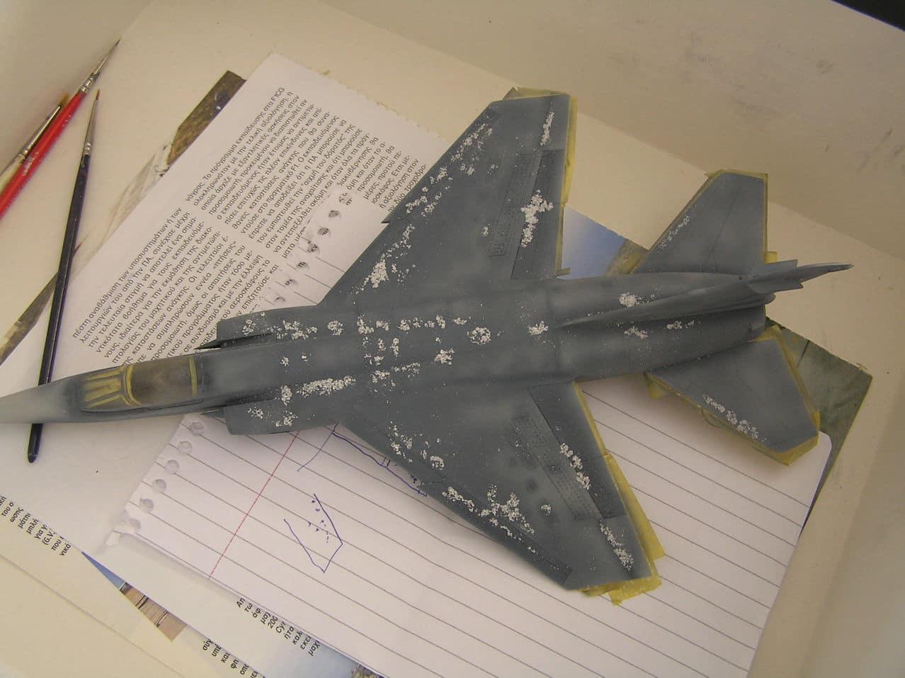 Ελληνικό Mirage F-1CG  1/48  P1010001_2