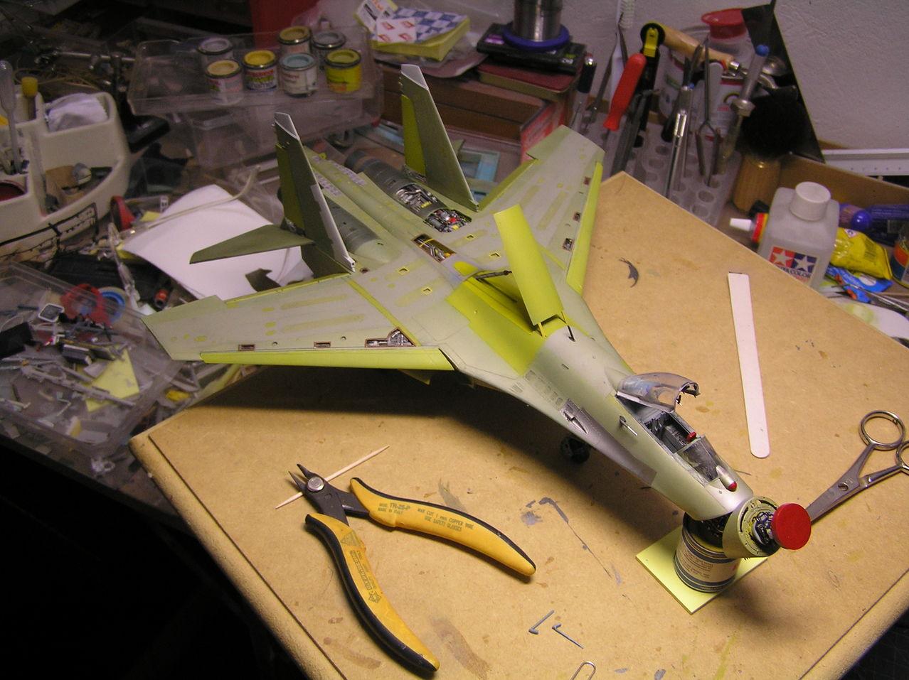 ...καπως ετσι αρχισαν ολα...Su-27  και τα μυαλα στα καγκελα... - Σελίδα 4 P1010199