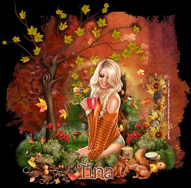 Tina's July - September Pick Up Thread Tina-2018_Autumn_Paradise