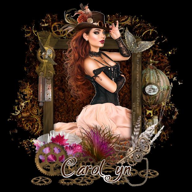 Carolyn's July - September Pick Up Thread Carolyn-2018_Decadant_Steampunk