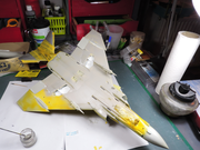 Avion - F-4J Phantom, RAF 74 Tiger Squadron - Tamiya, 1/32 F4_JUK_02