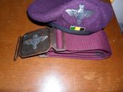 SADF 44 Bde living History Beret_belt