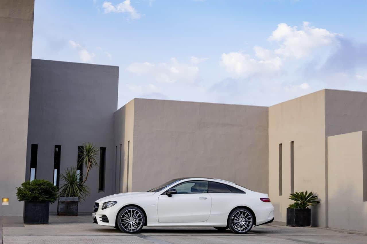 Nova Classe E Coupé 2018 é revelada 2018_Mercedes_E_Class_Coupe_50