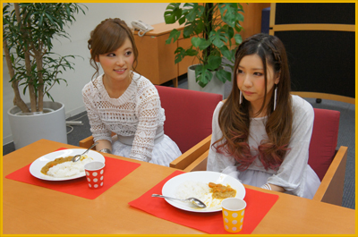 SCANDAL's original curry 「SCANDAROUX」 Curry_photo03
