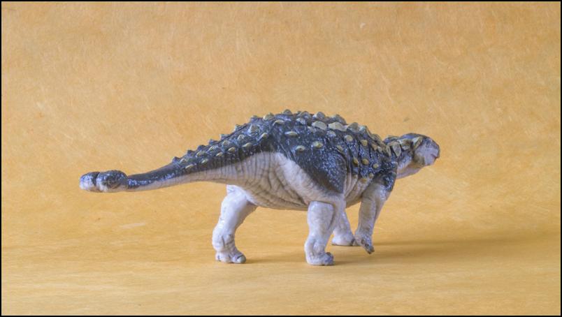 The 2013 KINTO FAVORITE Ankylosaurus walkaround. Ankylosaurus_Kinto_Favorite_4