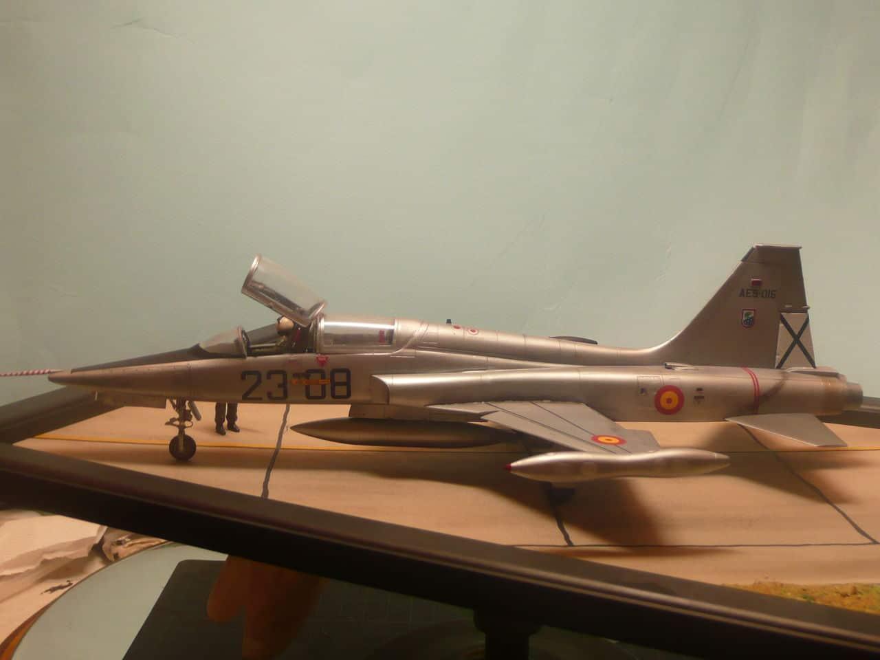 Northrop F-5B 1/48 Classic Airframes P1080109
