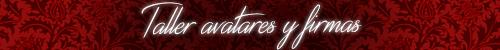 taller de avatares y firmas