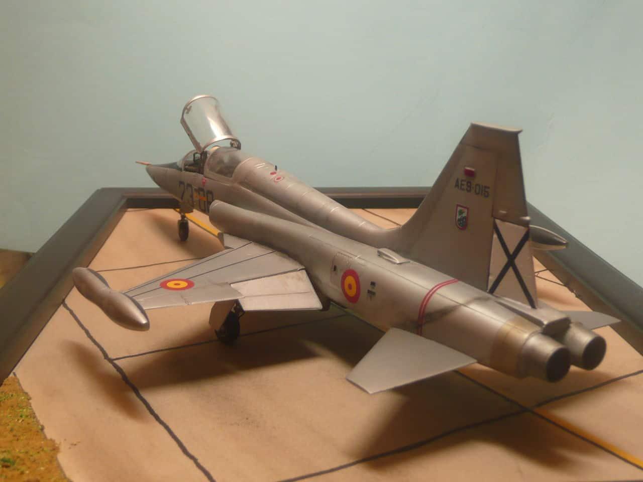 Northrop F-5B 1/48 Classic Airframes P1080110