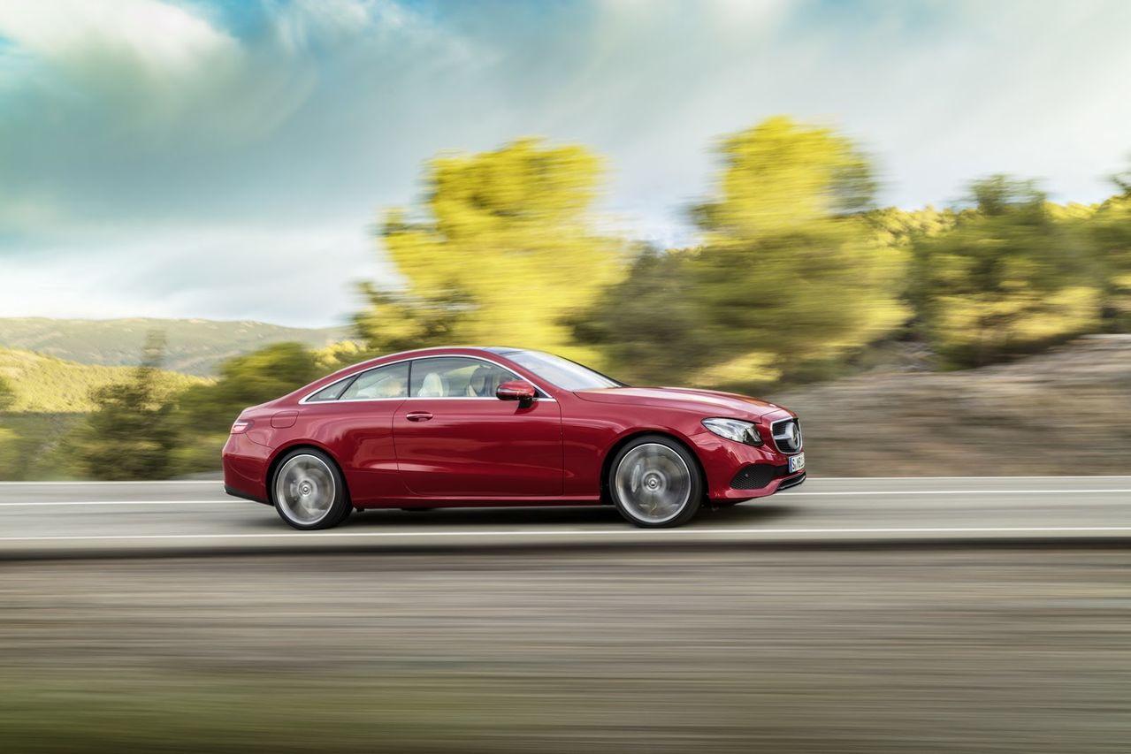 Nova Classe E Coupé 2018 é revelada 2018_Mercedes_E_Class_Coupe_3