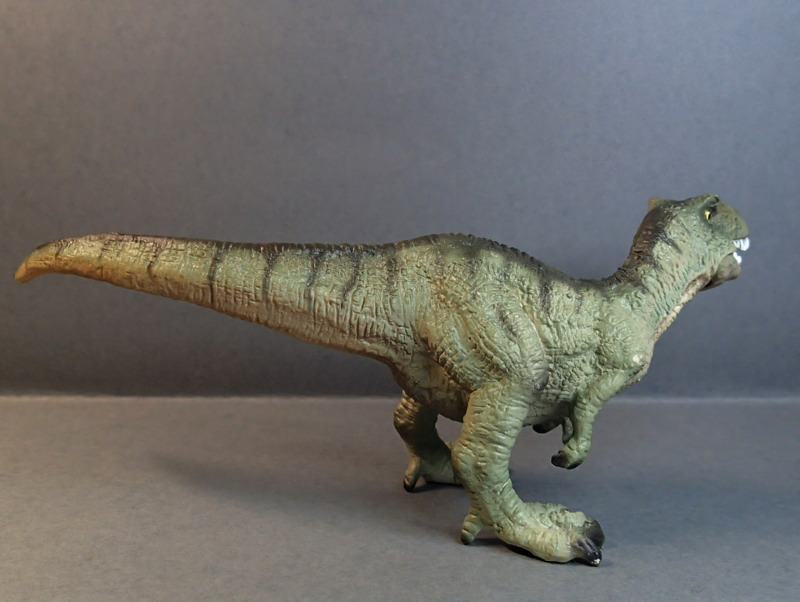 Two new medium sized Bullyland  Museum Line models 2016 : T-Rex and Liopleurodon, walk arounds Bully61448_Side_zps0pcpr2vt
