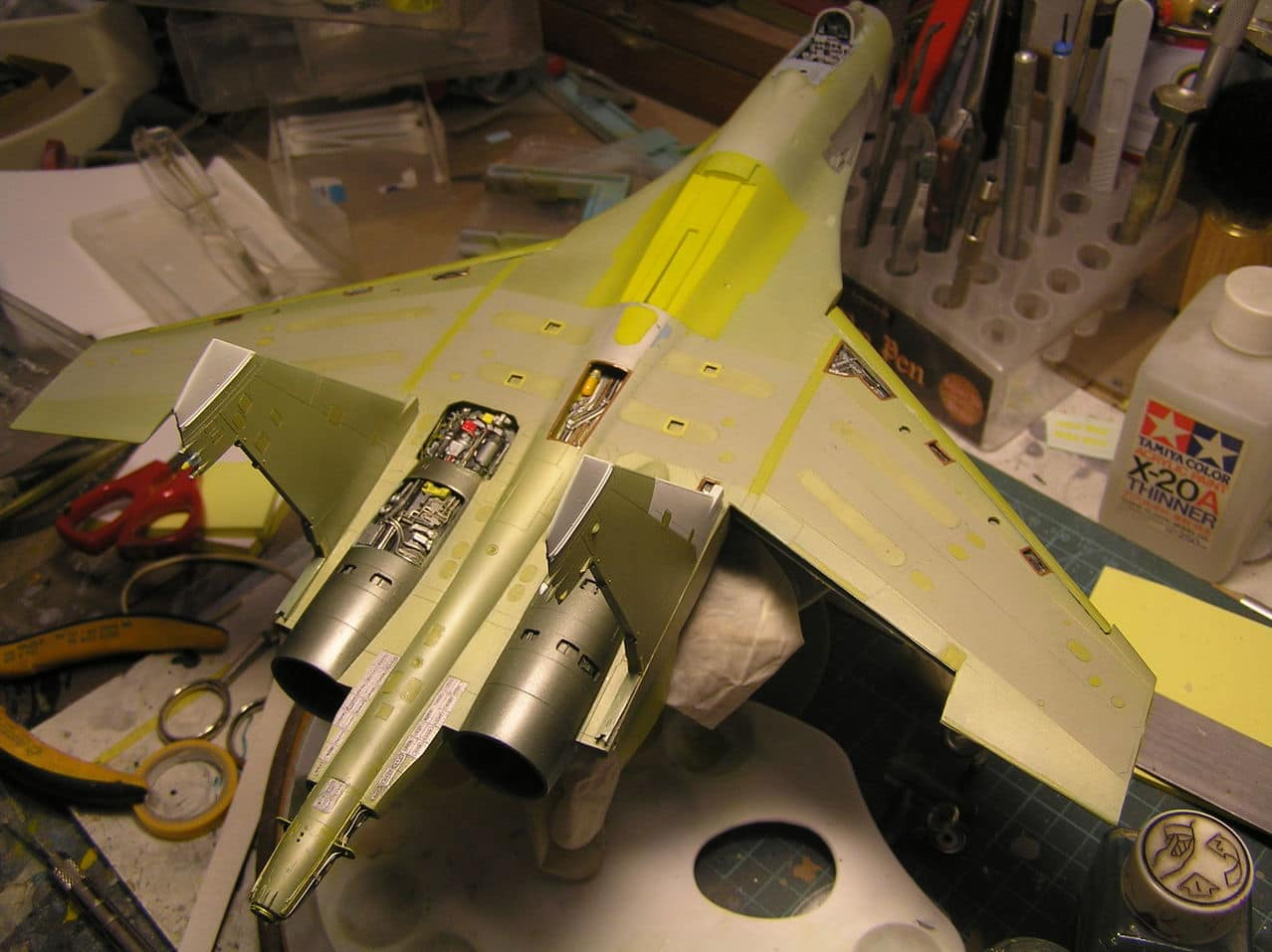 ...καπως ετσι αρχισαν ολα...Su-27  και τα μυαλα στα καγκελα... - Σελίδα 3 P1010187