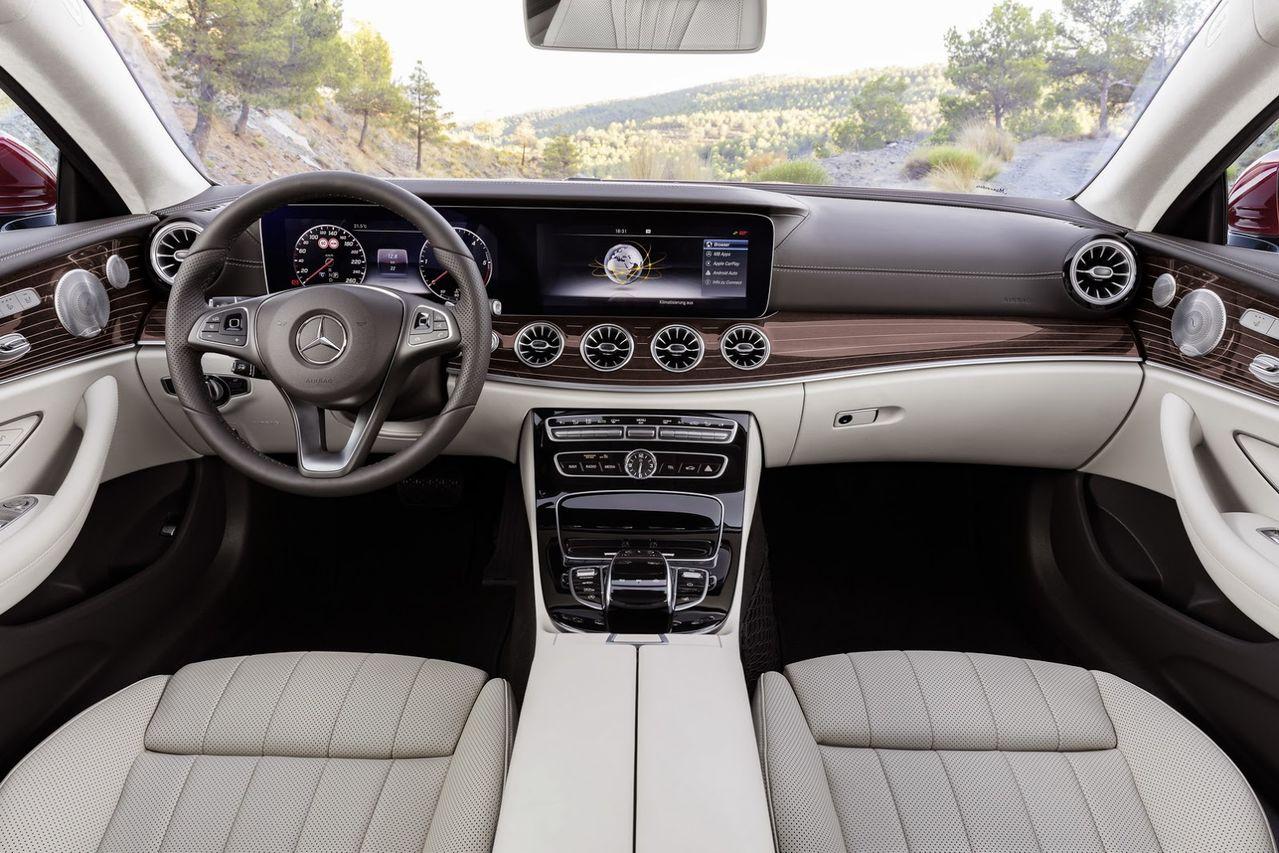 Nova Classe E Coupé 2018 é revelada 2018_Mercedes_E_Class_Coupe_11