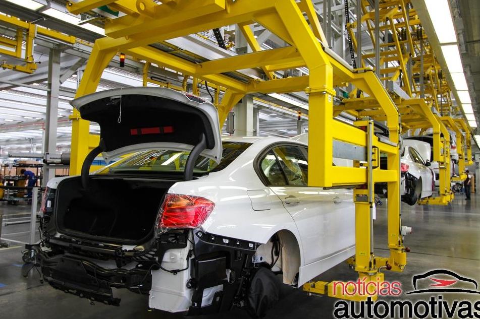 Primeiro BMW Brasileiro sai da linha de produção em Araquari, SC Screenshot_1584