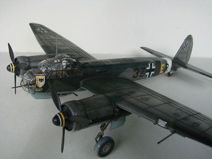 Junkers Ju-88A-4, Italeri, 1/72 DSC04696