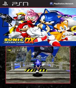 Cheats PKGs Pour CFW v4.xx Par JgDuff - Page 2 Sonic_Adventure_DX