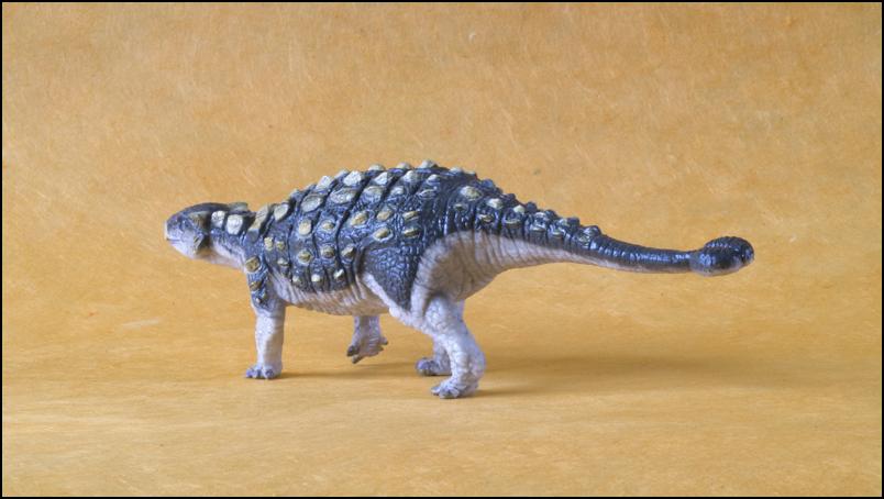 The 2013 KINTO FAVORITE Ankylosaurus walkaround. Ankylosaurus_Kinto_Favorite_2