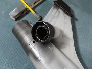 Avion - F-8E FN (P) Crusader, Hasegawa 1/48 DSCN5722