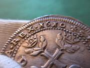 Medio Escudo Felipe III Messina (Sicilia) 1610 DC Medio_Escudo_Felipe_III_1610_Sicilia_10