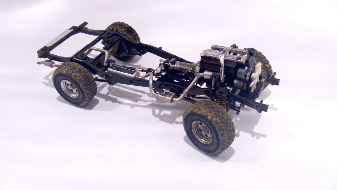 Tamiya Toyota Land Cruiser.. P1040059