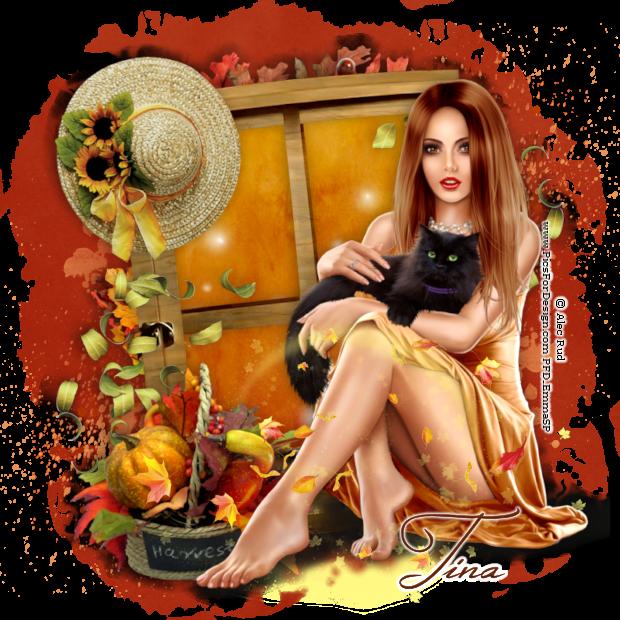 Tina's July - September Pick Up Thread Tina-2018_Waiting_For_Autumn