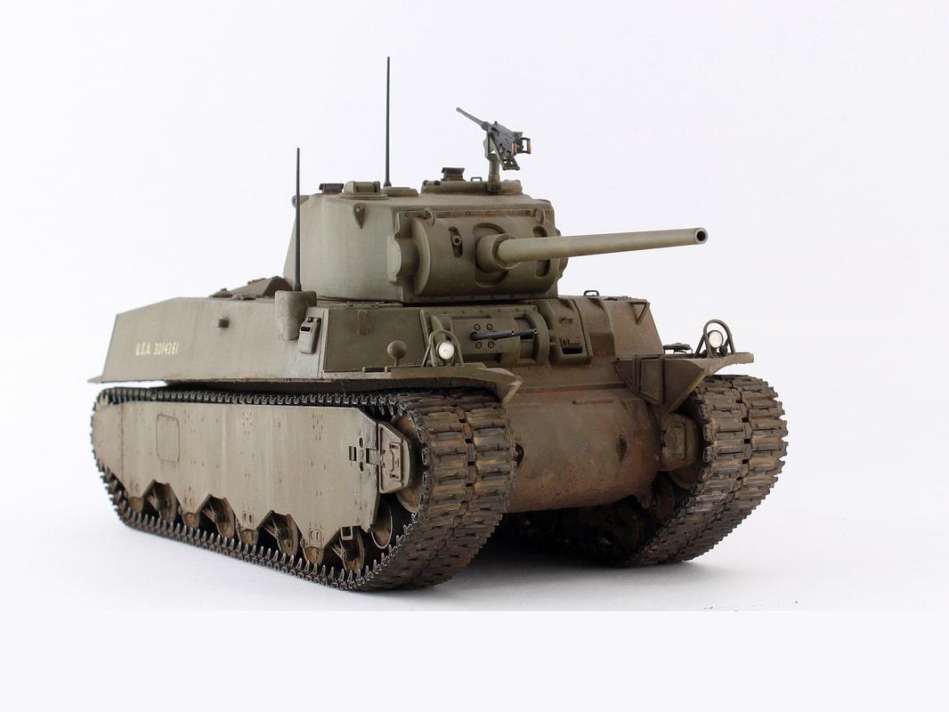 M6A1 Heavy Tank 00006