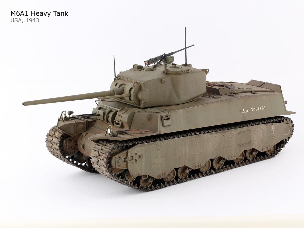 M6A1 Heavy Tank 00001