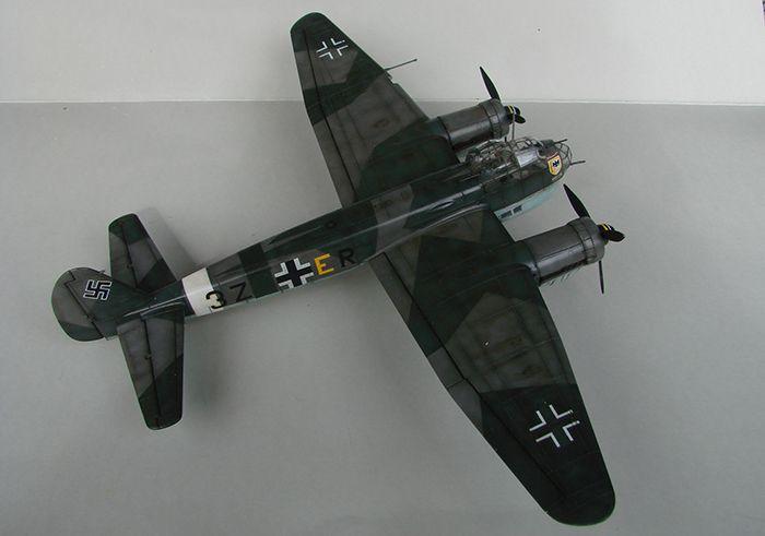 Junkers Ju-88A-4, Italeri, 1/72 DSC04693