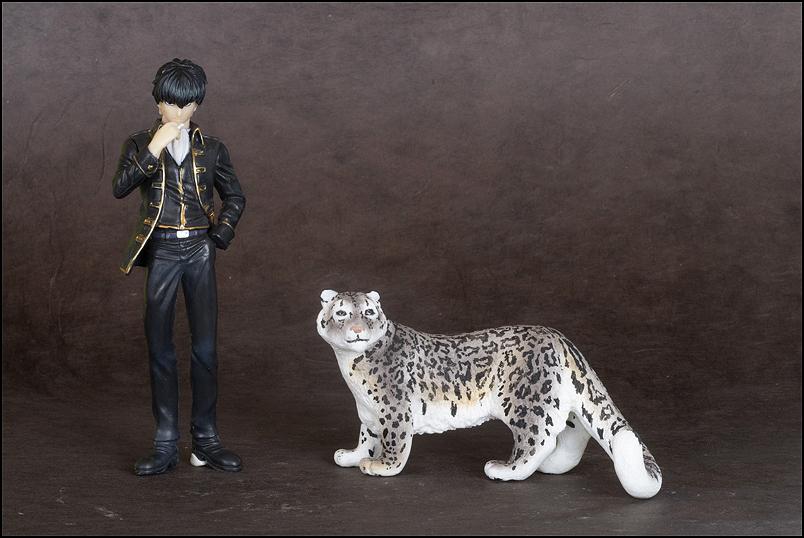 Ana's Snow leopard: A walkaround by kikimalou Snow_Leopard_Anna_1
