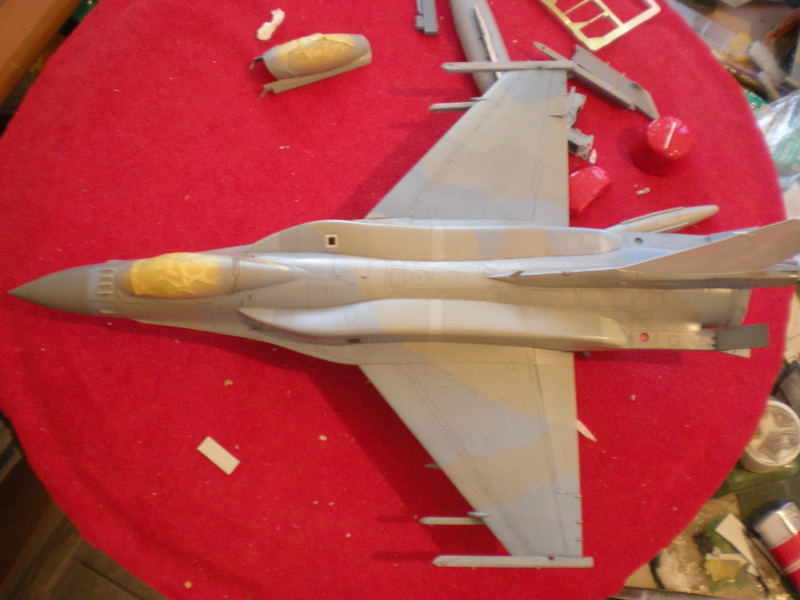 F-16C BLOCK 52M+ 335 ΜΟΙΡΑ 1/48 615