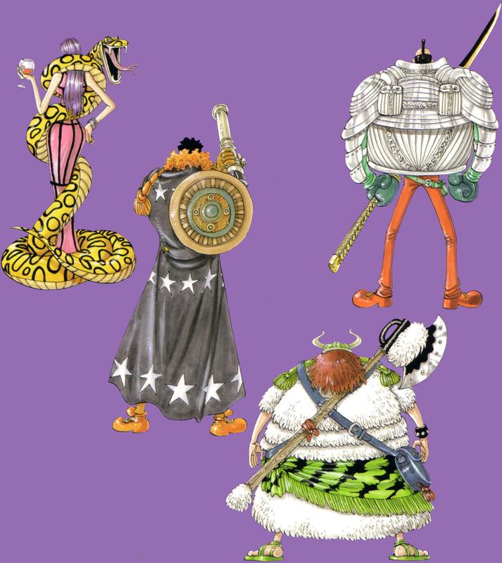 [Sách] One Piece Color Walk 2  Image