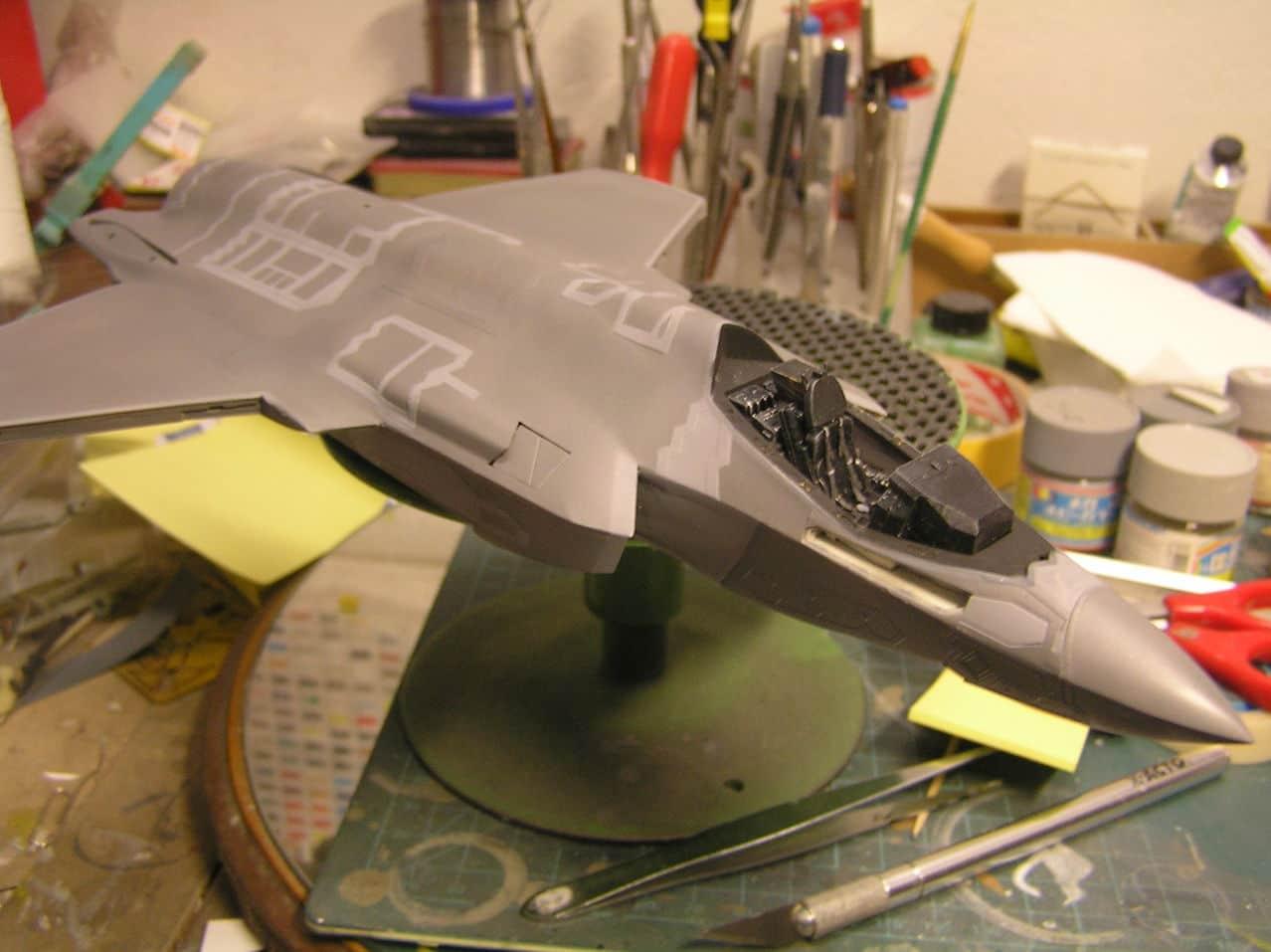 "F-35C  1/48 ... H  ""αεροπλαναρα""  !!! - Σελίδα 3 P1010065"