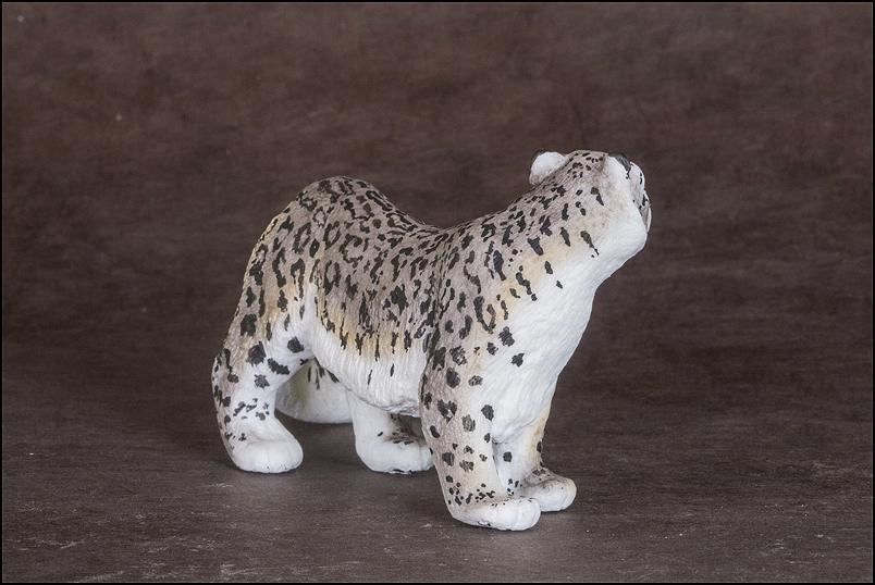 Ana's Snow leopard: A walkaround by kikimalou Snow_Leopard_Anna_6