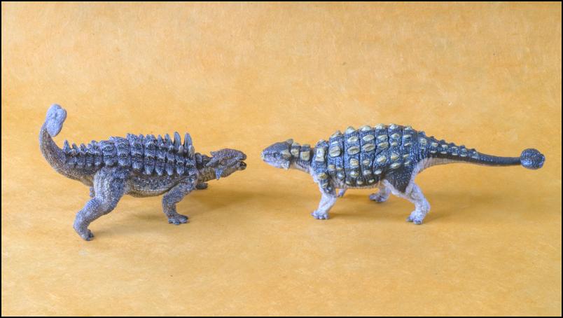 The 2013 KINTO FAVORITE Ankylosaurus walkaround. Ankylosaurus_Kinto_Favorite-16