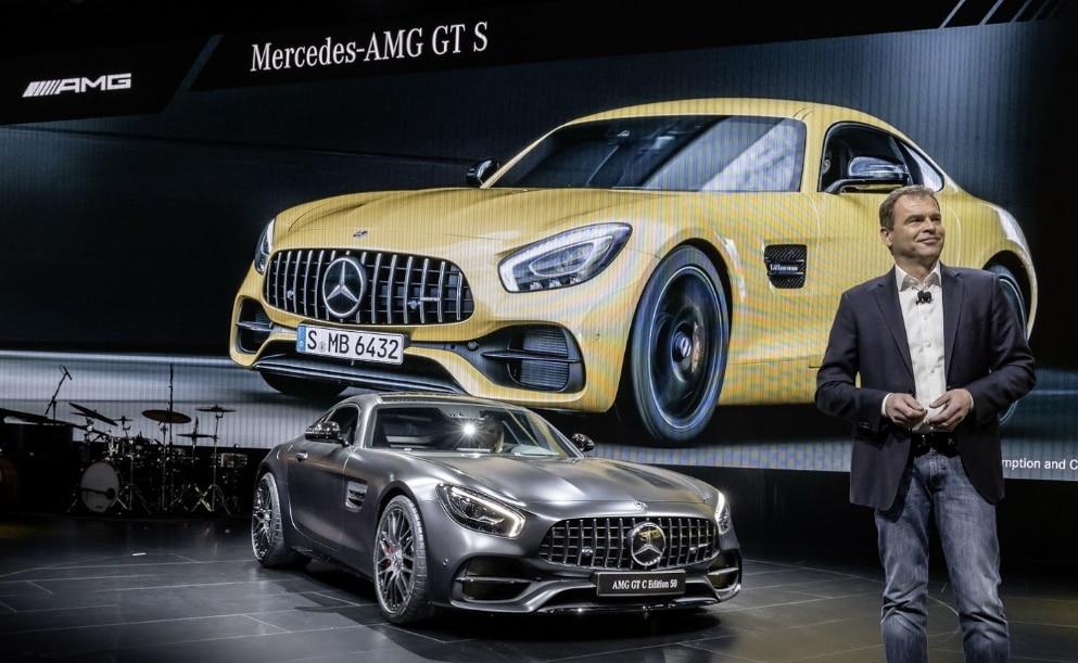 AMG comemora 50 anos com GT facelift e Edição 50 Screenshot_5536
