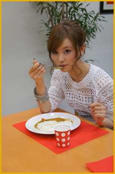 SCANDAL's original curry 「SCANDAROUX」 Curry_photo06