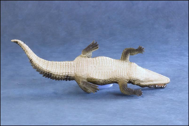 The 2012 MOJO FUN Nile crocodile walkaround by Kikimalou MOJO_FUN_Nile_croc_6