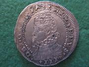 Medio Escudo Felipe III Messina (Sicilia) 1610 DC Medio_Escudo_Felipe_III_1610_Sicilia_2