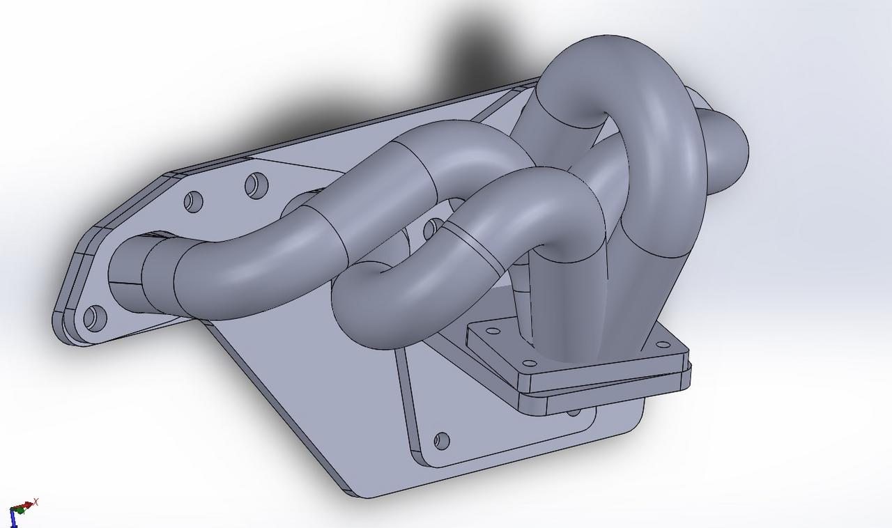 Exhausts Manifold_4