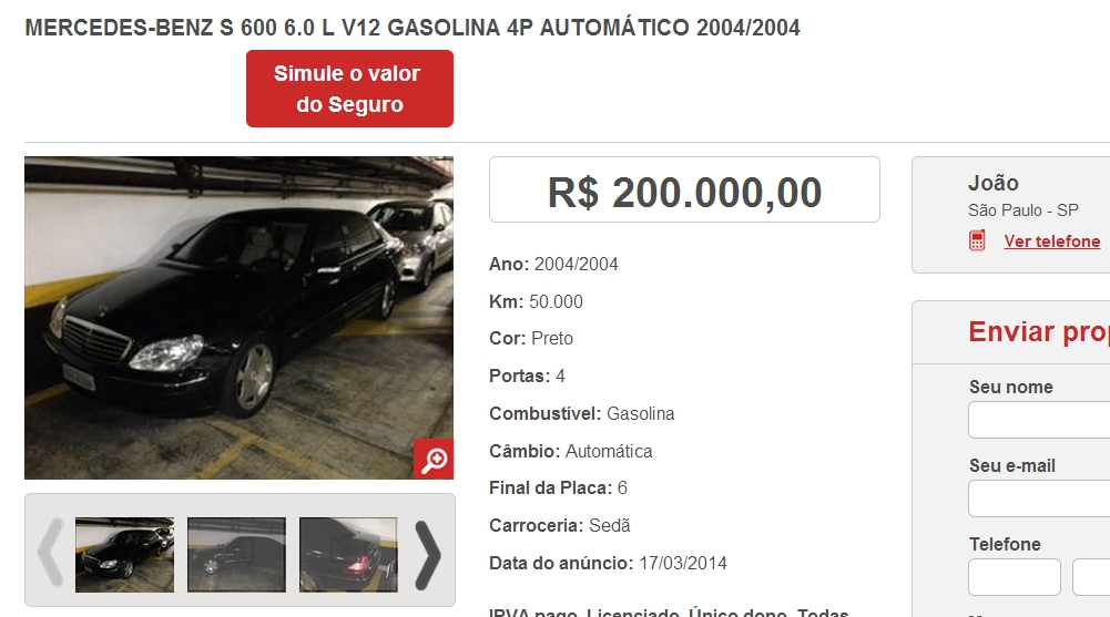 W220 S600 2004/2004 - R$200.000,00 Screenshot_688