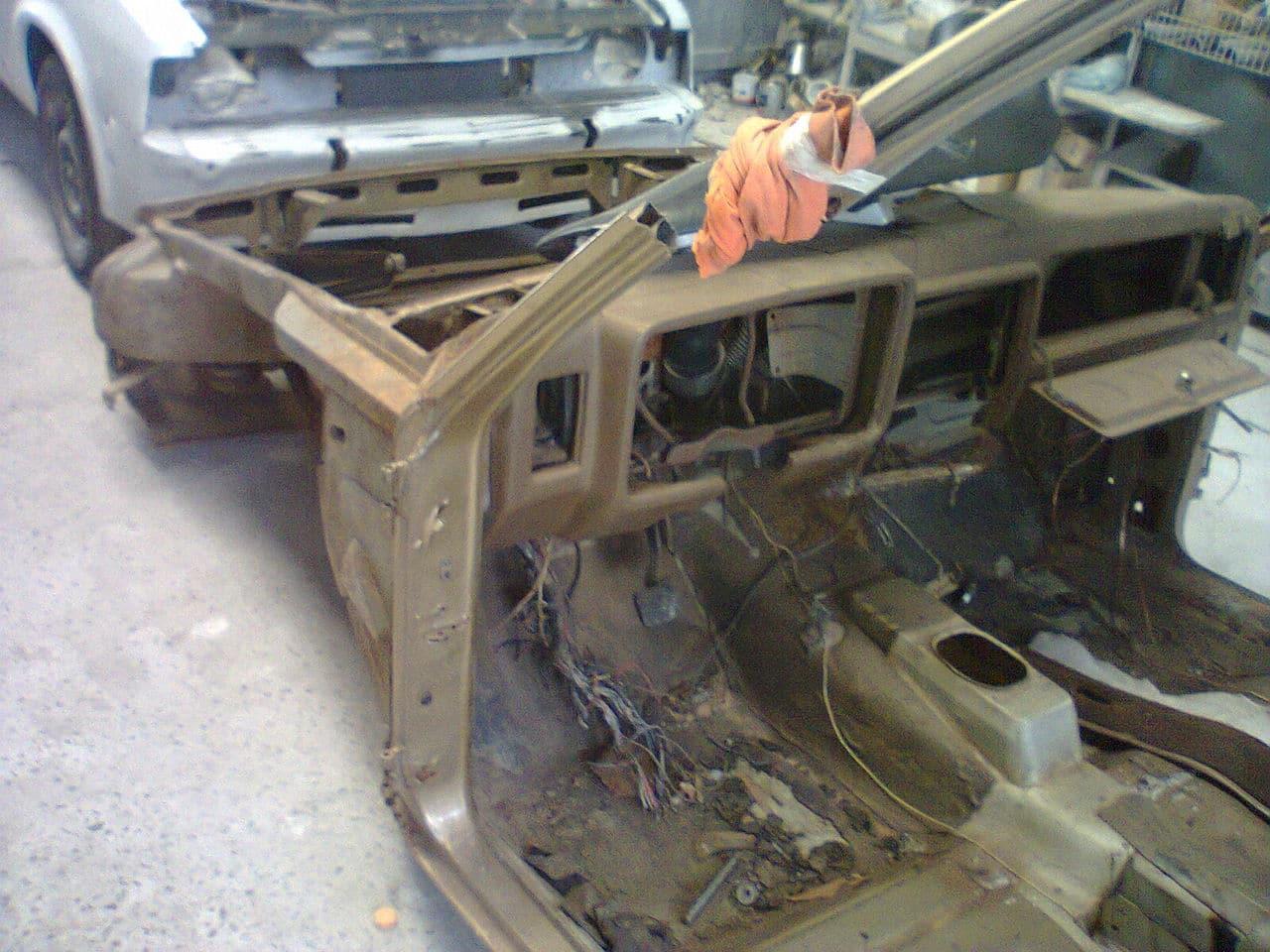 Instalação de Cambio CL 2205B em Opala 74 Foto0188