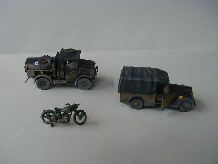 RAF Wehicle Set, 1/72, Airfix DSC04907