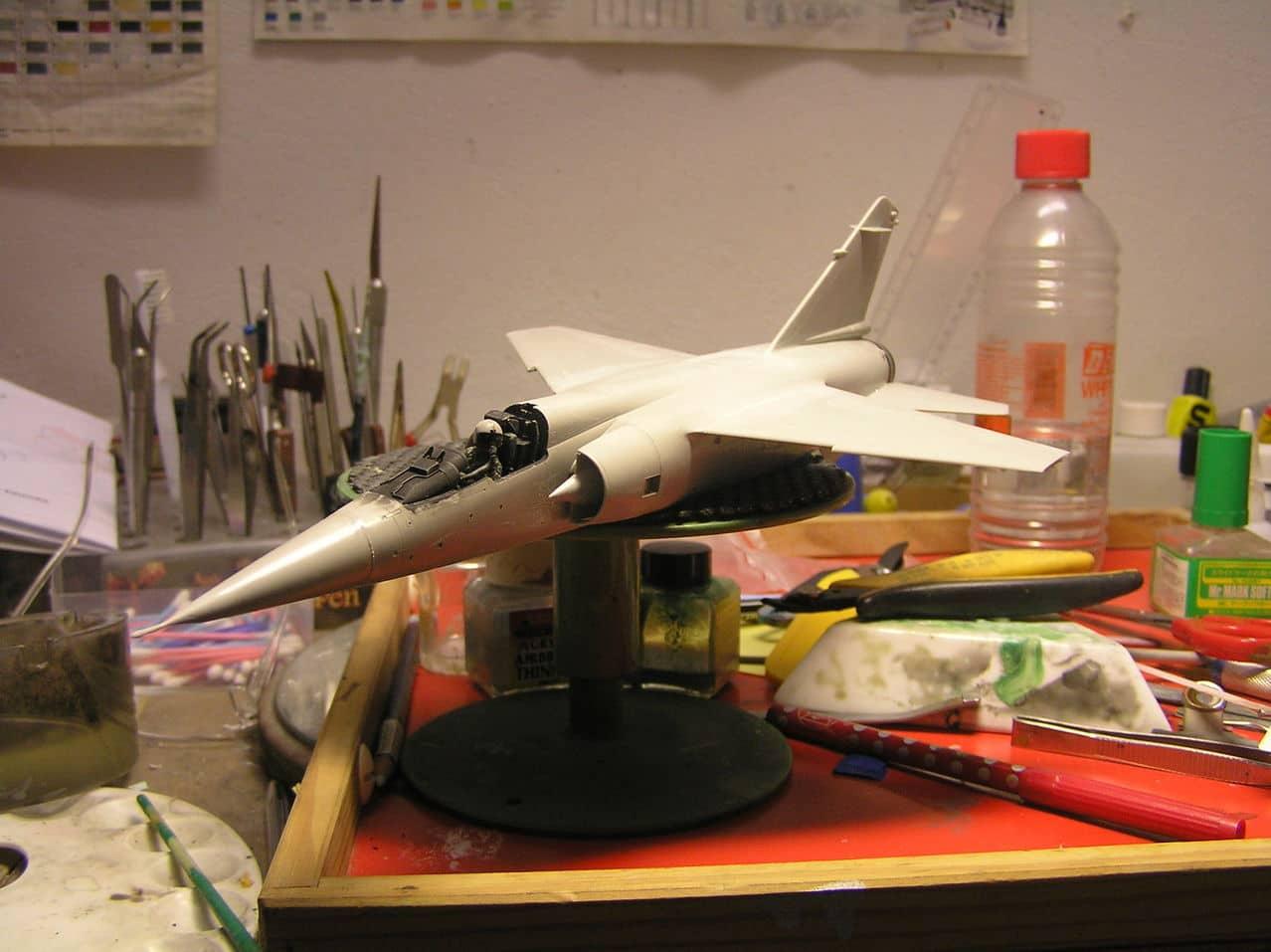 Ελληνικό Mirage F-1CG  1/48  P1010065_2
