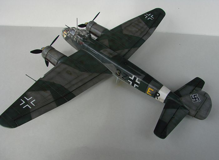 Junkers Ju-88A-4, Italeri, 1/72 DSC04697
