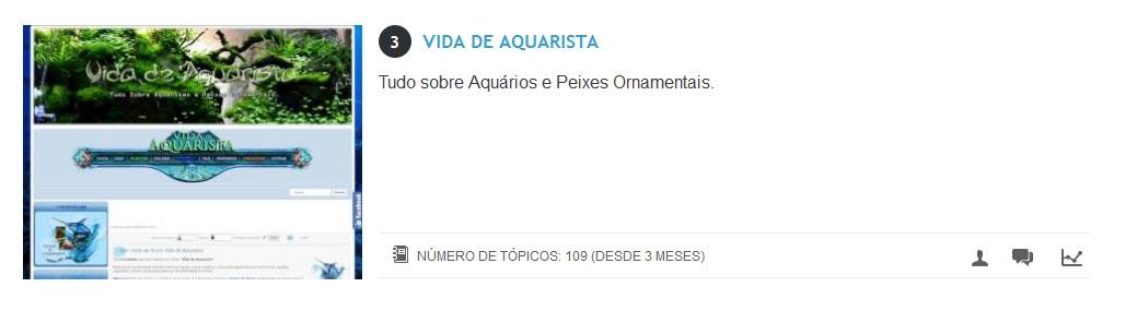 Conquistamos o TOP 5 no diretório dos fóruns de Aquariofilia VDA_TOP_5