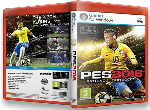 Pro Evolution Soccer 2016 [PC][Español][RELOADED] Pes_2016