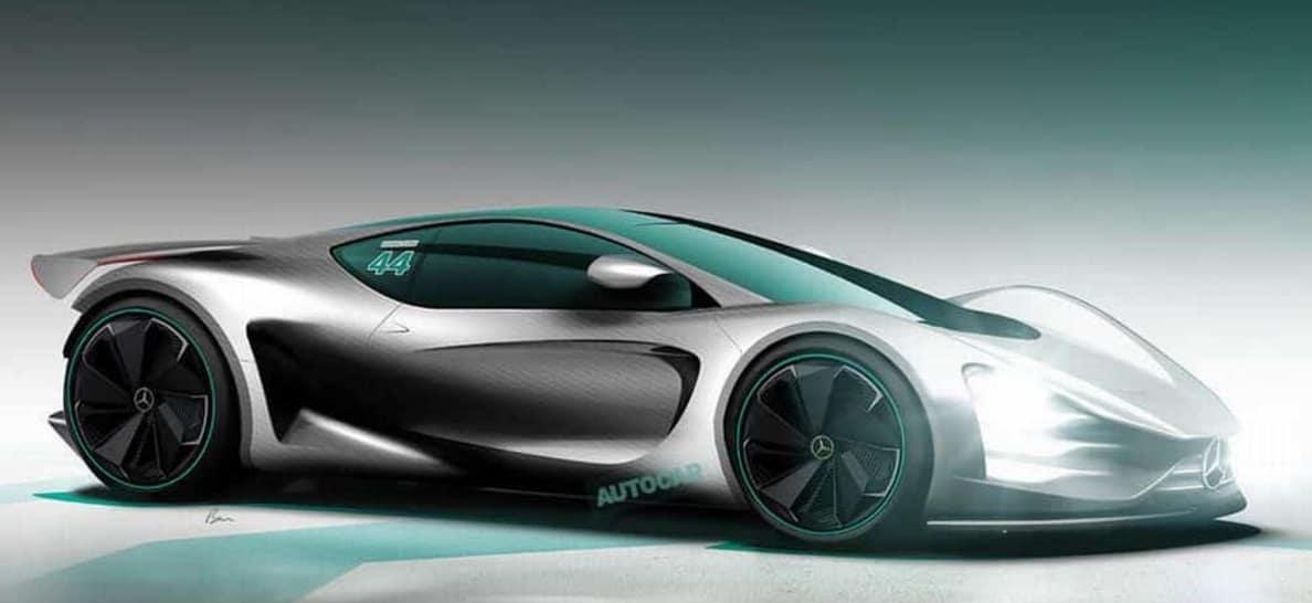 Hipercarro Mercedes-AMG terá motor da F1 para concorrer com Chiron Screenshot_5160
