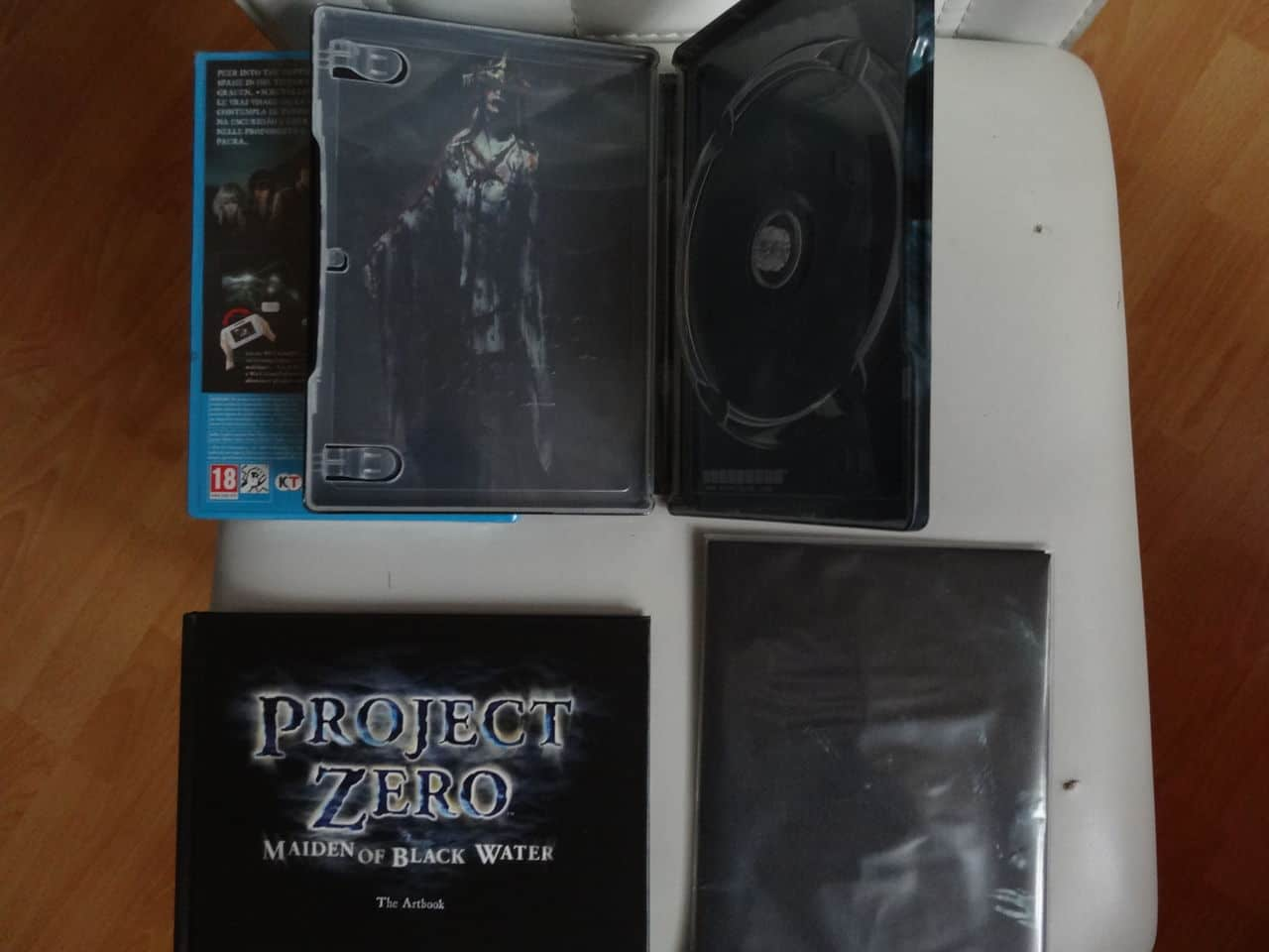 Project Zero Collector Wii U DSC02387