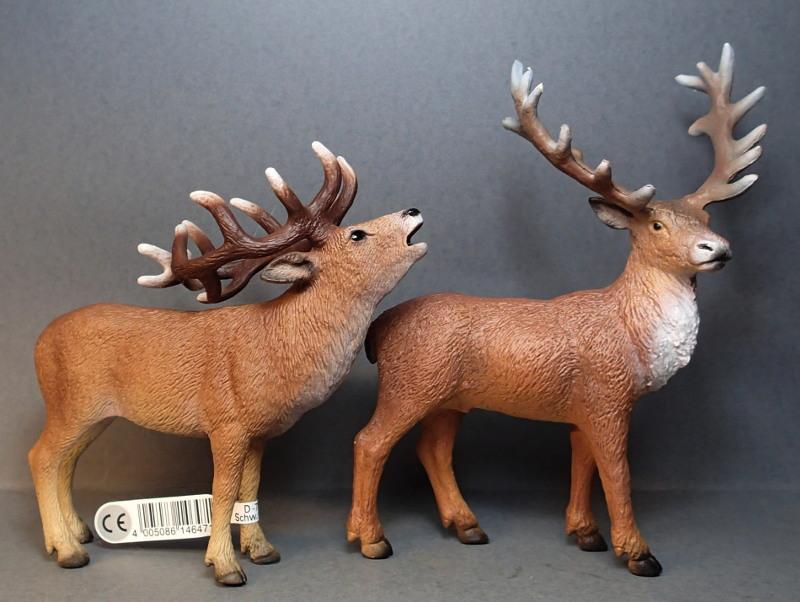 A walkaround  of Bullyland Red Deer, deLuxe size.  Bul_Lux_Red_Deera_Coms_zpsopki5vey